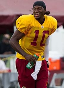 RGIII Redskins