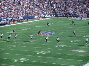 Speil der Buffalo Bills