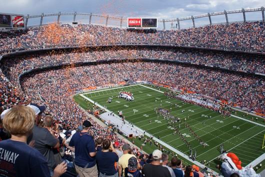 Denver Broncos Stadion