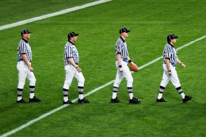Football Regeln Referees
