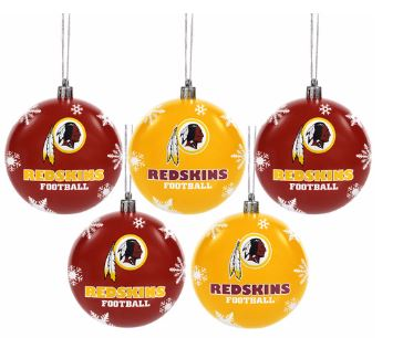 American Football Weihnachtskugeln