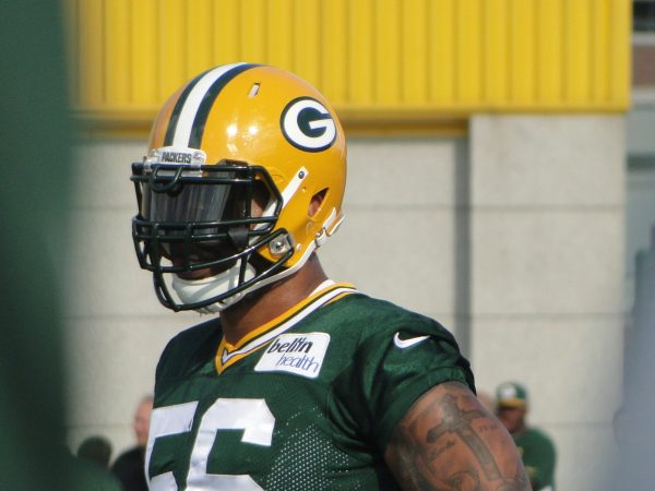 Julius Peppers NFL
