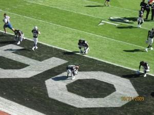 Oakland Raiders vs Denver Broncos