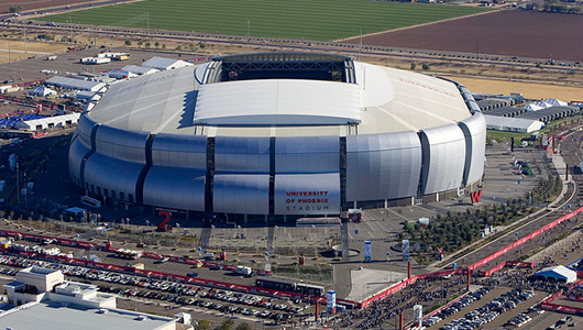 Super Bowl 2015 in Arizona
